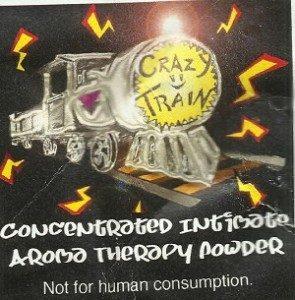 crazy train bath salts